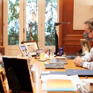 Μητσοτάκης: Προτείνει τη Διαμαντοπούλου για τη θέση Γενικού Γραμματέα του ΟΟΣΑ