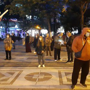 kozan.gr: Πραγματοποιήθηκε, το απόγευμα της Τρίτης 13 Οκτωβρίου, στην κεντρική πλατεία Πτολεμαϊδας συγκέντρωση που διοργάνωσε το Σωματείο εργατοτεχνιτών και εργαζομένων στην ενέργεια  (Φωτογραφίες & Βίντεο)