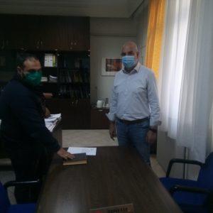 Ορκωμοσίες μόνιμων ιατρών στο Μαμάτσειο Νοσοκομείο Κοζάνης (Δελτίο τύπου)