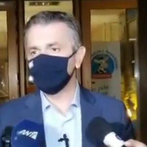 kozan.gr: Οι δηλώσεις του Περιφερειάρχη Δ. Μακεδονίας Γ. Κασαπίδη και του Προϊσταμένου της Διεύθυνσης Πολιτικής Προστασίας Πρόδρομος Ασλανίδης για τα νέα μέτρα & το lockdown(Βίντεο)