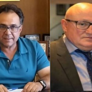 N. Σαρρής (Πρόεδρος ΕΒΕ Κοζάνης): «Η είδηση για το lockdownήταν ένα σοκ για τον επιχειρηματικό κόσμο» – Ι. Παντελίδης: «Καλύτερα που έγινε τώρα, έτσι ώστε να έχουμε την ελπίδα, ότι θα έρθει ένα καλύτερο αύριο»