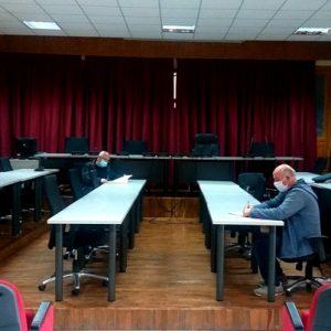 Συνεδρίασε το Συντονιστικό Όργανο Πολιτικής Προστασίας του Δήμου Σερβίων για την αντιμετώπιση κινδύνων από την εκδήλωση πλημμυρικών φαινομένων χειμερινής περιόδου 2020-2021