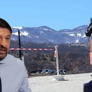 """Η απάντηση του Νίκου Χαρδαλιά στον Δήμαρχο Κοζάνης Λ. Μαλούτα: """"Θεωρώ όμως ότι στον όποιον εκνευρισμό υπάρχει ή στην όποια ανησυχία υπάρχει, μπορεί να ειπωθεί και μια κουβέντα παραπάνω"""""""