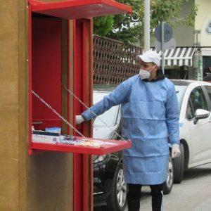 kozan.gr: Κοζάνη: Σε 77 rapid tests σε διερχόμενους οδηγούς (drive through) στην περιοχή Νιάημερος του Δήμου Κοζάνης όλα τα αποτελέσματα των δειγμάτων ήταν αρνητικά