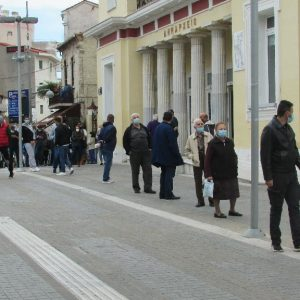 kozan.gr: Τα σημερινά (17/10) αποτελέσματα των rapid tests στην Κοζάνη αλλά και στο Εμπόριο Εορδαίας