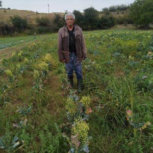 "kozan.gr: N. Κουρτίδης: ""Εδώ είναι ο πρωτογενής τομέας. Με τα μέτρα της πολιτείας η παραγωγή μας λουλούδιασε στο χωράφι και ο κόπος μας πάει χαμένος"""