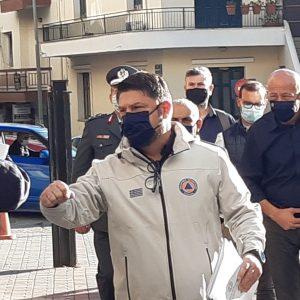 kozan.gr: Ώρα 09:40π.μ.: Έφτασε στην Κοζάνη, στο κτήριο της Π.Ε. Κοζάνης, ο υφυπουργός Πολιτικής Προστασίας Νίκος Χαρδαλιάς – Θα έχει σύσκεψη με τους τοπικούς φορείς για θέματα που αφορούν τα μέτρα υψηλού κινδύνου, που τέθηκαν σε εφαρμογή λόγω της έξαρσης κρουσμάτων κορωνοϊού ( Βίντεο)