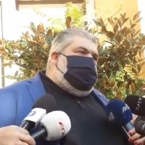 "kozan.gr: Ο Δήμαρχος Εορδαίας Π. Πλακεντάς, μετά τη σύσκεψη με Χαρδαλιά: ""Δεν έγινε αποδεκτό το αίτημα για εκ περιτροπής λειτουργίας των καταστημάτων"" – Τι του απάντησε ο Υφυπουργός όταν έθεσε το ζήτημα των σχολείων (Βίντεο)"