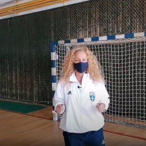 Κορωνοϊός: Το νέο σποτ του Δήμου Κοζάνης με τη διεθνή αθλήτρια Κατερίνα Γκουζγκούνη