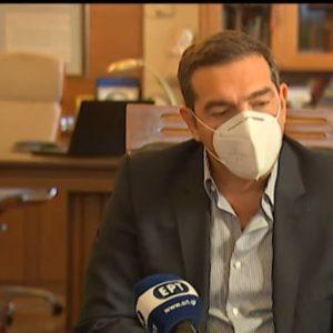 Bίντεο μέσα από τη σύσκεψη στο Δημαρχείο Κοζάνης – Τι είπε στο Δήμαρχο Κοζάνης ο Αλέξης Τσίπρας (Βίντεο)
