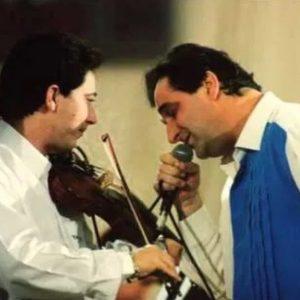 """Ο Βασίλης Καρράς μιλά για τον κορυφαίο Γρεβενιώτη βιολιστή, που """"έφυγε"""" από τη ζωή"""