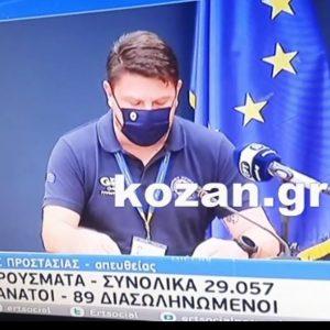 kozan.gr: Επαναλειτουργία, με τα μέτρα του επιπέδου 3, του λιανεμπορίου & των επιχειρήσεων παροχής υπηρεσιών (κομμωτήρια, ινστιτούτα αισθητικής κτλ) λ στις Π.Ε. Κοζάνης & Π.Ε. Καστοριάς από το Σάββατο 24/10 – Ποιες εξαιρούνται –  Τι ανέφερε ο Ν. Χαρδαλιάς (Βίντεο)