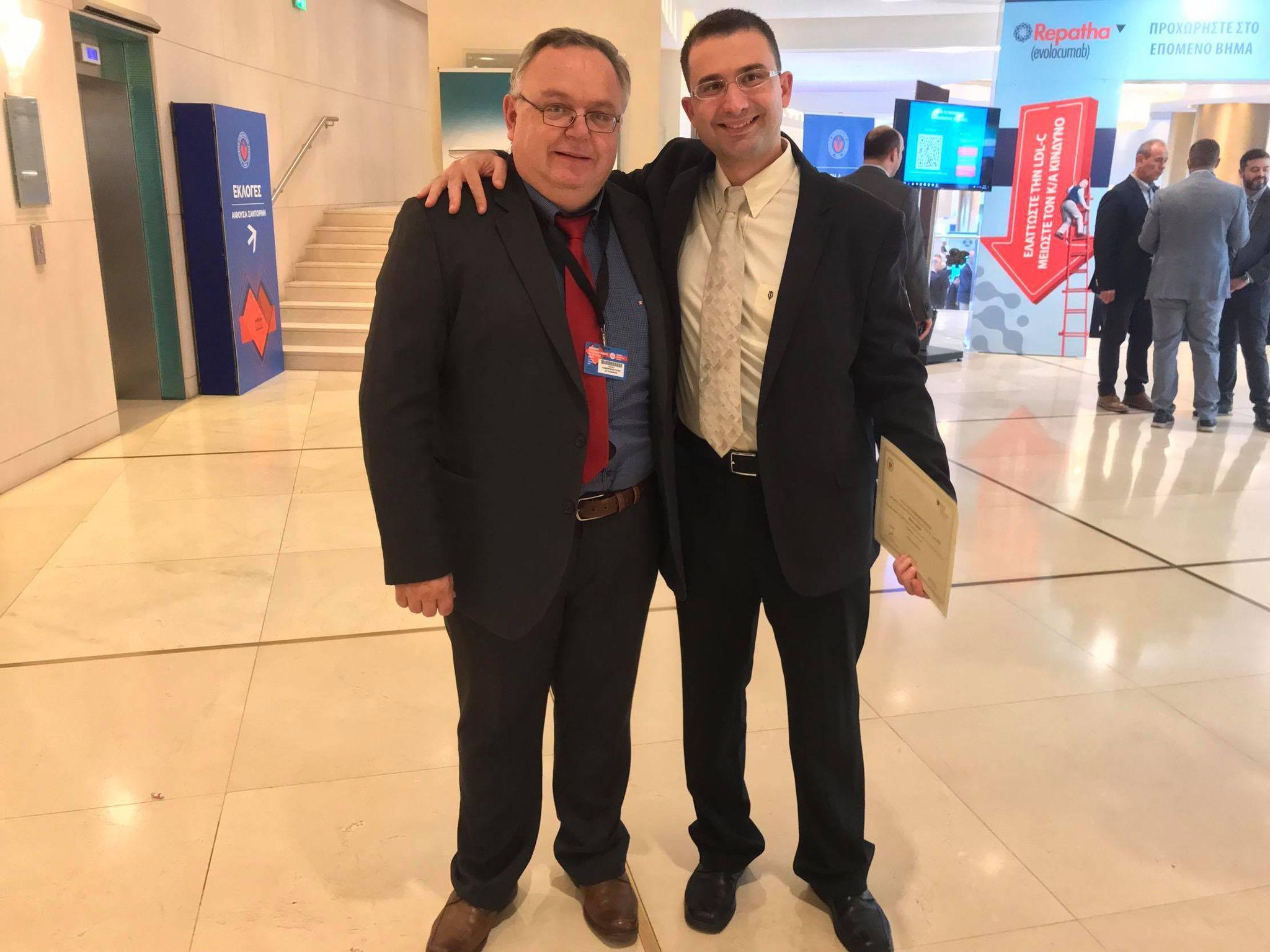 kozan.gr: Υποτροφία, από την Ελληνική Καρδιολογική Εταιρεία, στον καρδιολόγο του Μαμάτσειου νοσοκομείου Κοζάνης, Σταμάτη Σοφούλη