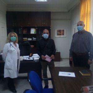 Νέα ορκωμοσία ιατρού είχαμε στην Παιδιατρική Κλινική στο Μαμάτσειο Νοσοκομείο Κοζάνης