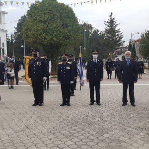 kozan.gr: Πτολεμαίδα:  H κατάθεση στεφάνων κι ο εθνικός ύμνος,  στο χώρο του Ι. Ναού Αγίας Σκέπης , για τον εορτασμό της 28ης Οκτωβρίου  (Βίντεο)