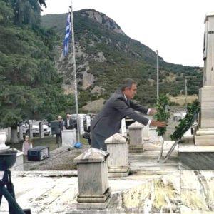 Στάθης Κωνσταντινίδης: «Το ένδοξο ΟΧΙ θεματοφύλακας των αξιών του Ελληνισμού»