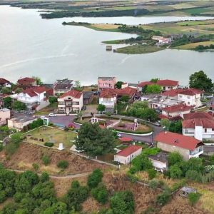 Eυχαριστήριο της Προέδρου της Τ.Κ. Νεράιδας προς το Κλιμάκιο Πυροσβεστικής Σερβίων