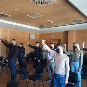 Γενική Περιφερειακή Αστυνομική Διεύθυνση Δυτικής Μακεδονίας: Πραγματοποιήθηκε σήμερα (29-10-2020) η ορκωμοσία 24 Συνοριακών Φυλάκων (Φωτογραφίες)