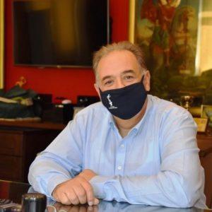 Θετικός στον κορωνοϊό ο Δήμαρχος Άργους Ορεστικού Πάνος Κεπαπτσόγλου – Το μήνυμά του στο facebook