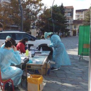 kozan.gr: Τι έδειξαν τα αποτελέσματα των 200 rapid tests που έγιναν σήμερα στην κεντρική πλατεία των Γρεβενών;