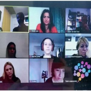 """Εναρκτήρια τηλεσυνάντηση στο πλαίσιο του ευρωπαϊκού προγράμματος Erasmus+ με τίτλο """"SpeakER"""""""