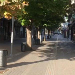 kozan.gr: Ώρα 09:15 π.μ.: Εικόνες από το κέντρο της Κοζάνης, 1η μέρα εφαρμογής του γενικού lock down στην χώρα (Βίντεο)