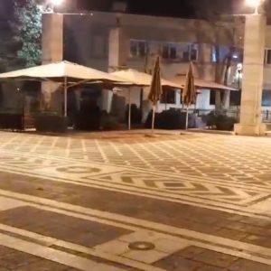 kozan.gr: Ώρα 20:45: Η εικόνα από κεντρικά σημεία της Πτολεμαίδας (Βίντεο)