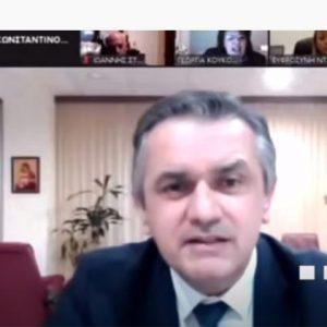 """kozan.gr: Ανέβηκαν οι τόνοι στο Π.Σ. Δ. Μακεδονίας – Ο Γ. Κασαπίδης εγκάλεσε την Γ. Ζεμπιλιάδου γιατί δεν έχει ΒΙΠΕ η Κοζάνης, λέγοντάς της: """"Aπό το 1996 που θητεύετε και στον Α΄Βαθμό της αυτοδιοίκησης στο Δήμο Κοζάνης, αφήσατε ερείπια πίσω – Τι κάνατε 20χρονια;"""" – Απορημένη η Γ. Ζεμπιλιάδου, αφού δεν θήτευσε ποτέ στο Α' βαθμό αυτοδιοίκησης, του απάντησε: """"Εσείς ήσασταν βουλευτής 15 χρόνια, εγώ τι έκανα;"""" (Βίντεο)"""