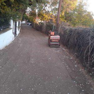 Δήμος Βοΐου: Ολοκλήρωση εργασιών συντήρησης και τσιμεντόστρωσης της οδού «Αγίου Ευσταθίου» στην Τοπική Κοινότητα Χορηγού