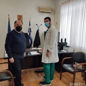 5η ορκωμοσία μόνιμου γιατρού στο Μποδοσάκειο νοσοκομείο Πτολεμαίδας