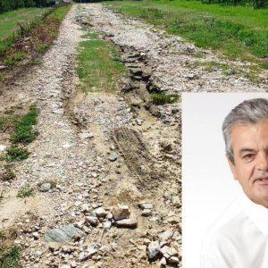 Περιφέρεια Δυτικής Μακεδονίας – Π.Ε. Κοζάνης: Αποκατάσταση καταστραμμένων δρόμων από την θεομηνία περιοχής αναδασμού Δήμου Σερβίων