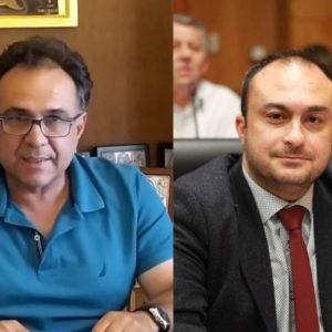 """kozan.gr: Έξαλλος ο Ν. Λυσσαρίδης με τον Ν. Σαρρή: """"Tο εν λόγω έγγραφο με θίγει ως άτομο, ως επιχειρηματία και ως πολιτικό  – Δεν προτίθεμαι να παραμελήσω τα καθήκοντά μου ως Αντιπεριφερειάρχης προκειμένου να ασκώ τα καθήκοντα του εκκαθαριστή – Είναι προφανές ότι επιχειρείτε τελείως αυθαίρετα και αδικαιολόγητα την μετάθεση των όποιων ευθυνών στο πρόσωπό μου"""""""