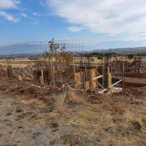 kozan.gr: Και τέταρτο σπίτι ξεκίνησε να κατασκευάζεται στο νέο οικισμό της Ποντοκώμης (Φωτογραφίες)