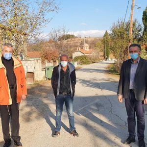 Επίσκεψη του Περιφερειάρχη Δ. Μακεδονίας σε απομακρυσμένες κοινότητες του Βοΐου (Φωτογραφίες)