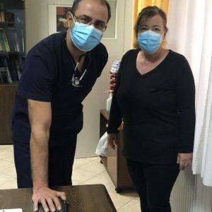 Διοίκηση Μαμάτσειου νοσοκομείου Κοζάνης: Έκλεισε ο κύκλος των διορισμών μόνιμων ιατρών της προκήρυξης του Φεβρουαρίου με την ορκωμοσία του κ. Ντέμου Δημητρίου στο Παθολογικό τμήμα