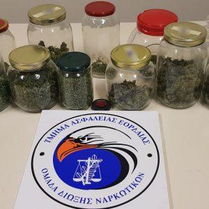 Συνελήφθησαν τρία άτομα στην Κοζάνη για παράβαση νομοθεσίας περί ναρκωτικών ουσιών (Φωτογραφία)