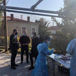 kozan.gr: Αποτελέσματα των σημερινών rapid tests στο Βελβεντό – Σε 76 δείγματα τα 2 θετικά στον κορωνοϊό