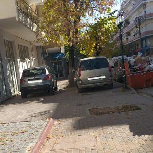 Σχόλιo αναγνώστριας στο kozan.gr: Πτολεμαίδα: Δεν ξέρω από που πρέπει να περνάμε εμείς οι πεζοί που έχουμε μωρά στα καρότσια (Φωτογραφία)