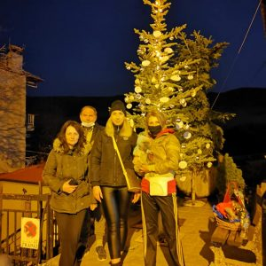 Το Χριστουγεννιάτικο δέντρο της Φιλοζωικής Σιάτιστας