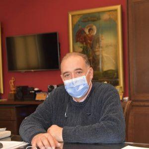 """Πάνος Κεπαπτσόγλου,  Δήμαρχος Άργους Ορεστικού : """"Επιστροφή στο δημαρχείο. Κάντε ό,τι είναι εφικτό για να προστατευτείτε. Σας θερμοπαρακαλώ"""""""