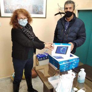 kozan.gr: Παραδόθηκαν σε όλα τα σχολεία της περιοχής του Δήμου Σερβίων τα 180 tablets (Φωτογραφίες)