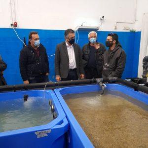 "kozan.gr: Νίκος Κουρτίδης: ""Καταφέραμε οι καραβίδες της λίμνης Πολυφύτου να φτάσουν στο τραπέζι τρίτων χωρών εκτός Ευρωζώνης"""
