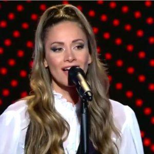 kozan.gr: Η Λία Μίχου,  από τα Σέρβια Κοζάνης, τα κατάφερε και στα Knockouts του The Voice of Greece και πέρασε στην επόμενη φάση των battles (Βίντεο)