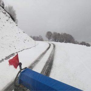 Τα πρώτα χιόνια στα Ορεινά Γρεβενά-Επί ποδός η Πολιτική Προστασία του Δήμου Γρεβενών σε Βασιλίτσα, Σαμαρίνα και Σμίξη (Φωτογραφίες)