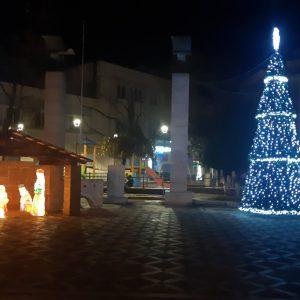 kozan.gr: Φωταγωγήθηκε, το απόγευμα της Πέμπτης 10/12, το χριστουγεννιάτικο δέντρο στην κεντρική πλατεία Πτολεμαϊδας (Φωτογραφίες & Βίντεο)