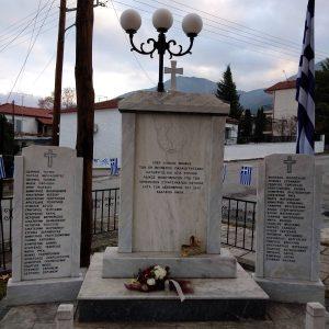''Ολοκαύτωμα Πιερίων, Δεκέμβριος 1943 – Ημέρα Μνήμης, Δεκέμβριος 2020'': Μια αλλιώτικη επέτειος φέτος, λόγω της πανδημίας (του παπαδάσκαλου Κωνσταντίνου Ι. Κώστα)