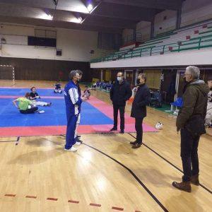 Στην Κοζάνη για προετοιμασία η Ολυμπιακή Ομάδα Ταεκβοντό (Φωτογραφίες)