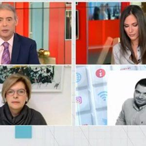 "kozan.gr: Α. Σιδηράς στη σημερινή πρωινή εκπομπή του MEGA: ""Πολυ-παραγοντικοί οι λόγοι για την έξαρση των κρουσμάτων στην Π.Ε. Κοζάνης – Oι ιχνηλατήσεις που γίνονται έχουν κάποια προβλήματα"" (Βίντεο)"