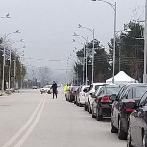 kozan.gr: Πτολεμαΐδα: Από τα 172 δείγματα που πάρθηκαν, με τη διεξαγωγή δωρεάν ελέγχου ταχείας ανίχνευσης κορωνοϊού, σήμερα Πέμπτη 17/12, στην είσοδο της πόλης, με τη διαδικασία Drive-Through, βρέθηκαν 3 θετικά
