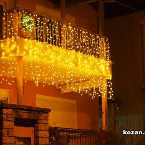 """Γρεβενά: Εντυπωσιακές οι """"Χριστουγεννιάτικες Γειτονιές"""" των Δημοτών μας"""